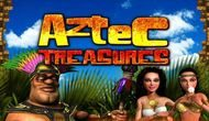 Игровой автомат Aztec Treasures онлайн